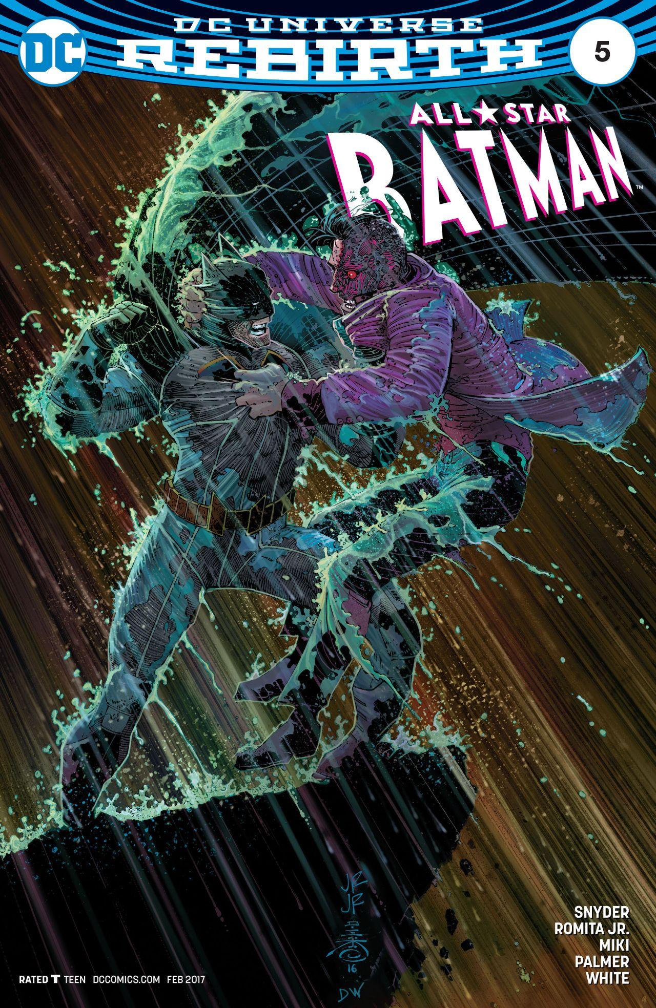 All-Star Batman Vol 1 5