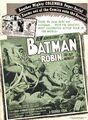 Batman and Robin (1949 serial) 001