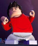 Billy Batson Lego Batman 0001