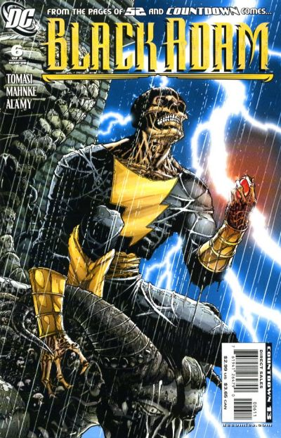 Black Adam: The Dark Age Vol 1 6
