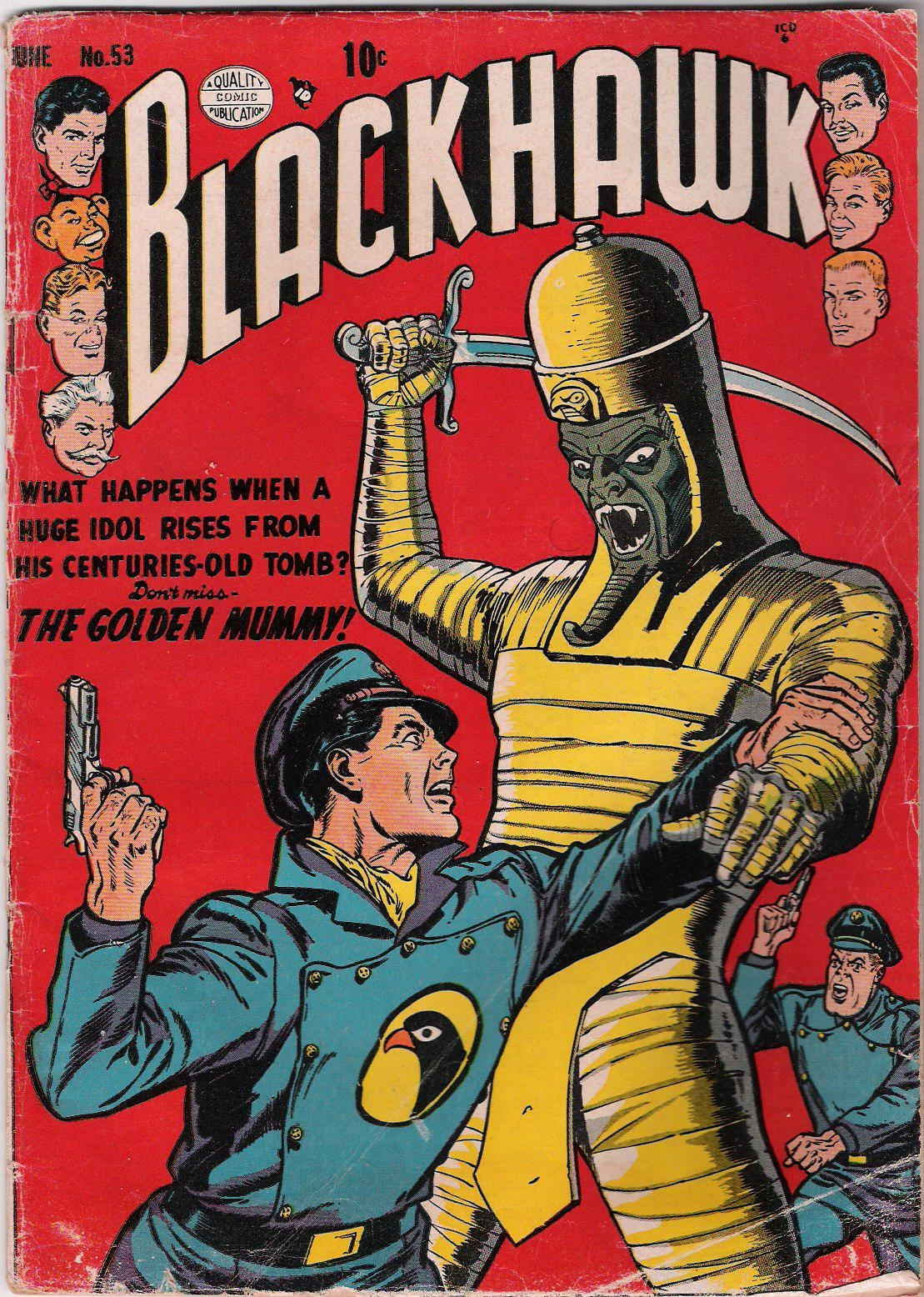 Blackhawk Vol 1 53