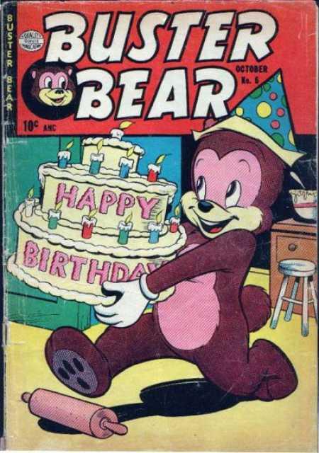 Buster Bear Vol 1 6