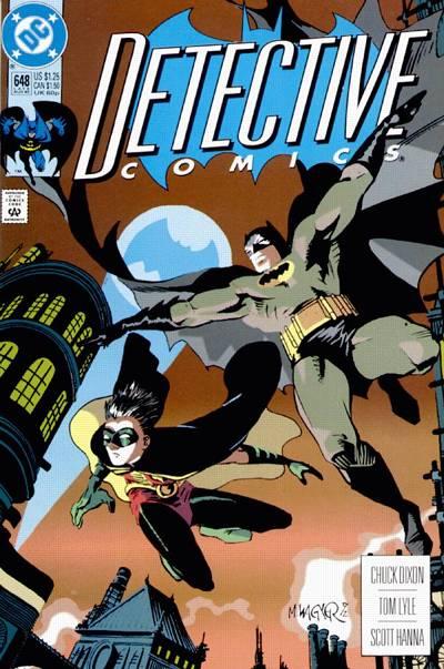 Detective Comics Vol 1 648