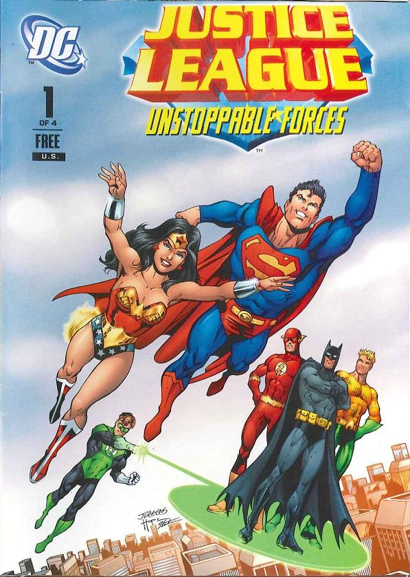 General Mills Presents: Justice League Vol 1 1