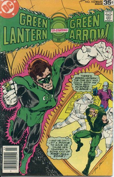 Green Lantern Vol 2 102