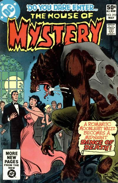 House of Mystery Vol 1 292