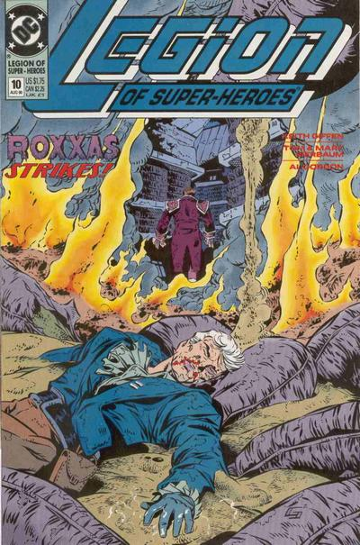 Legion of Super-Heroes Vol 4 10