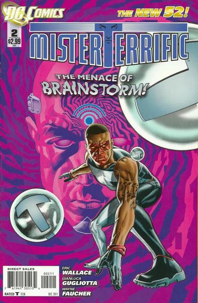 Mister Terrific Vol 1 2
