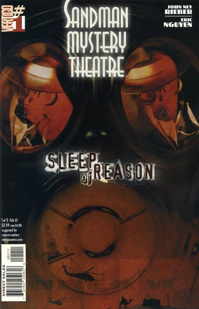 Sandman Mystery Theatre: Sleep of Reason Vol 1 1