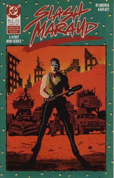 Slash Maraud Vol 1 3