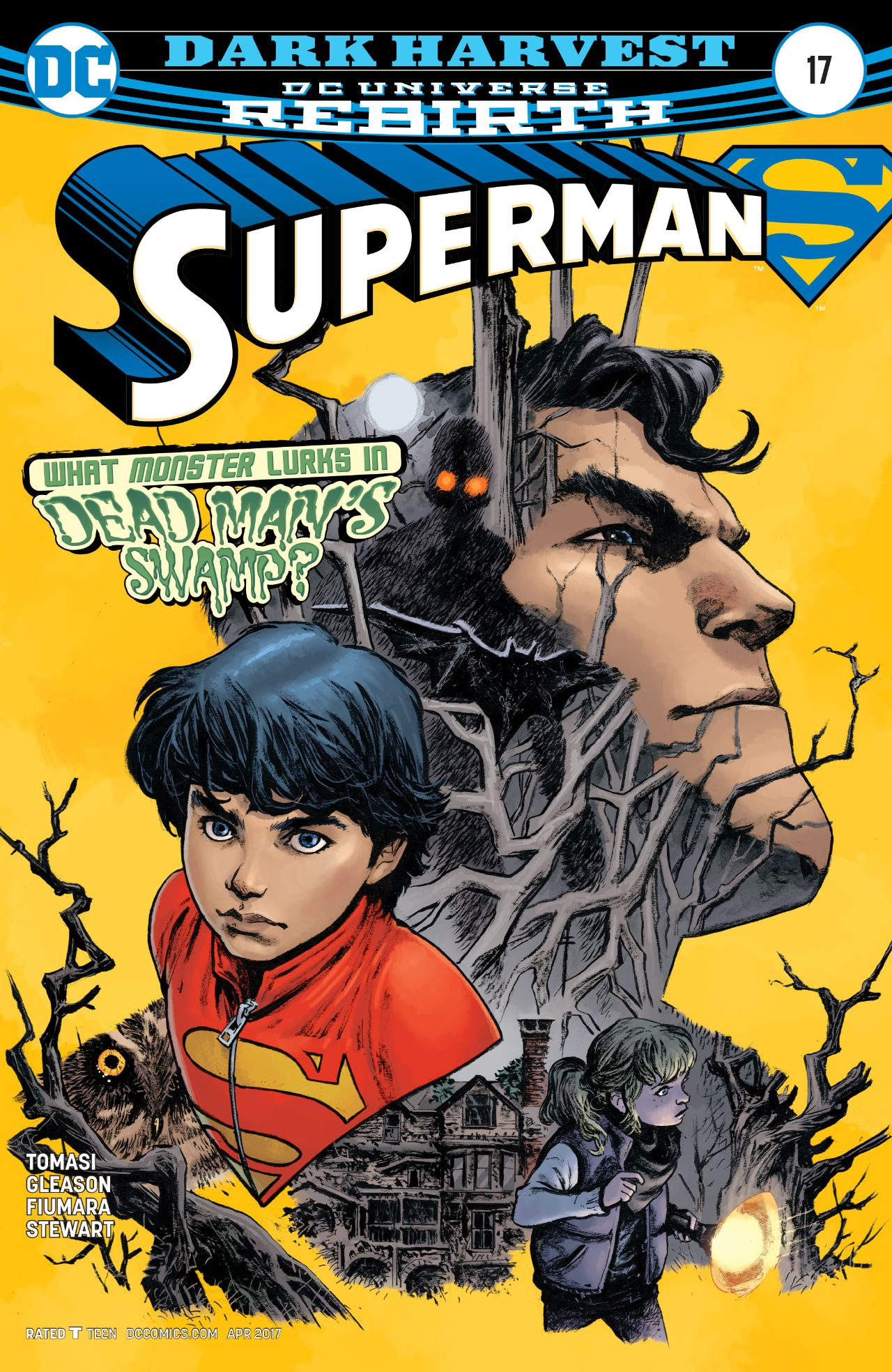 Superman Vol 4 17