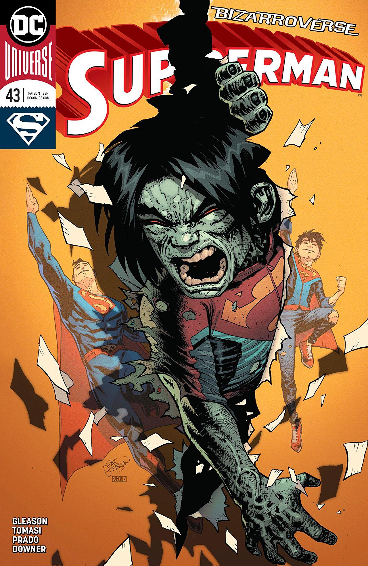 Superman Vol 4 43