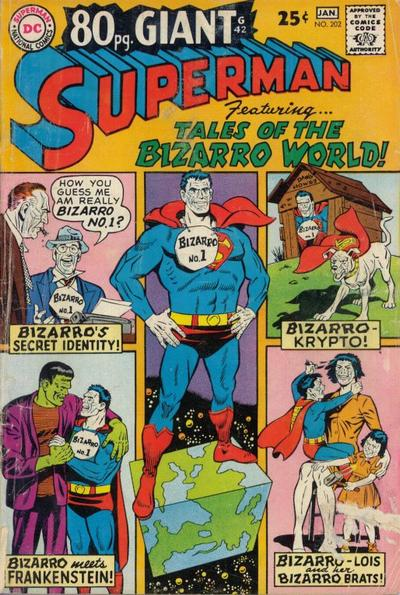 Superman Vol 1 202