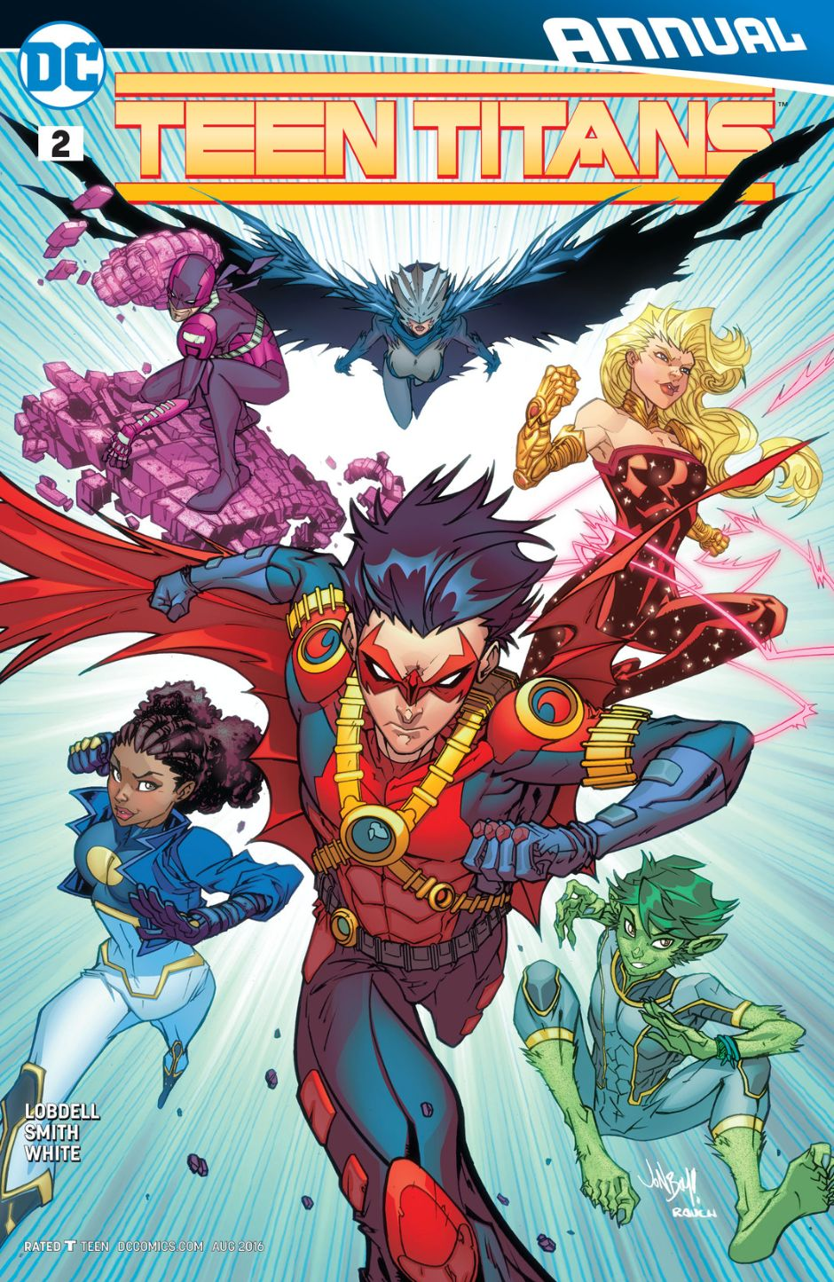 Teen Titans Annual Vol 5 2