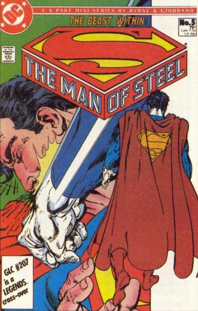 The Man of Steel Vol 1 5