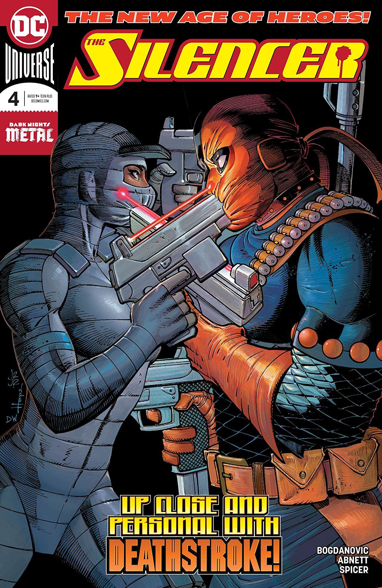 The Silencer Vol 1 4
