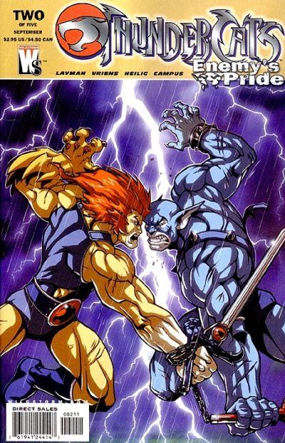 Thundercats: Enemy's Pride Vol 1 2
