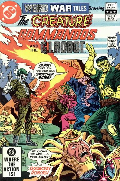 Weird War Tales Vol 1 111