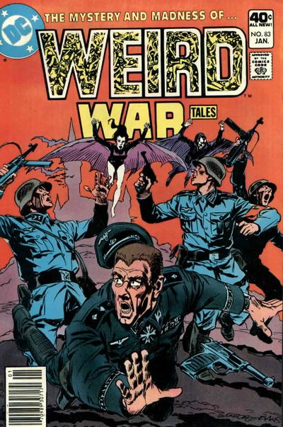 Weird War Tales Vol 1 83