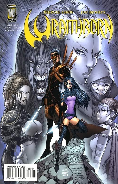 Wraithborn Vol 1 5