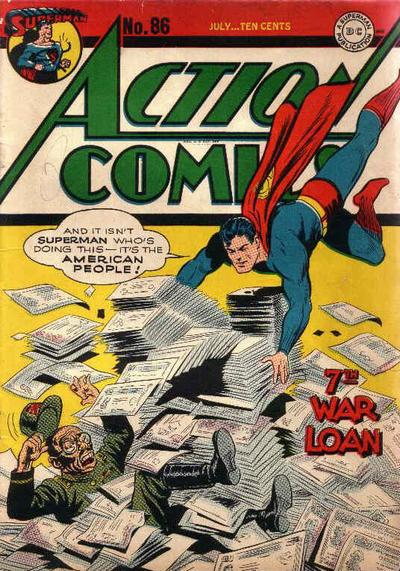 Action Comics Vol 1 86