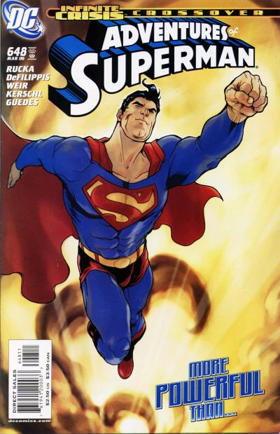 Adventures of Superman Vol 1 648