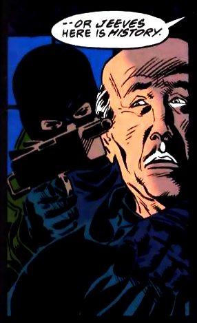 Alfred Pennyworth (Speeding Bullets)