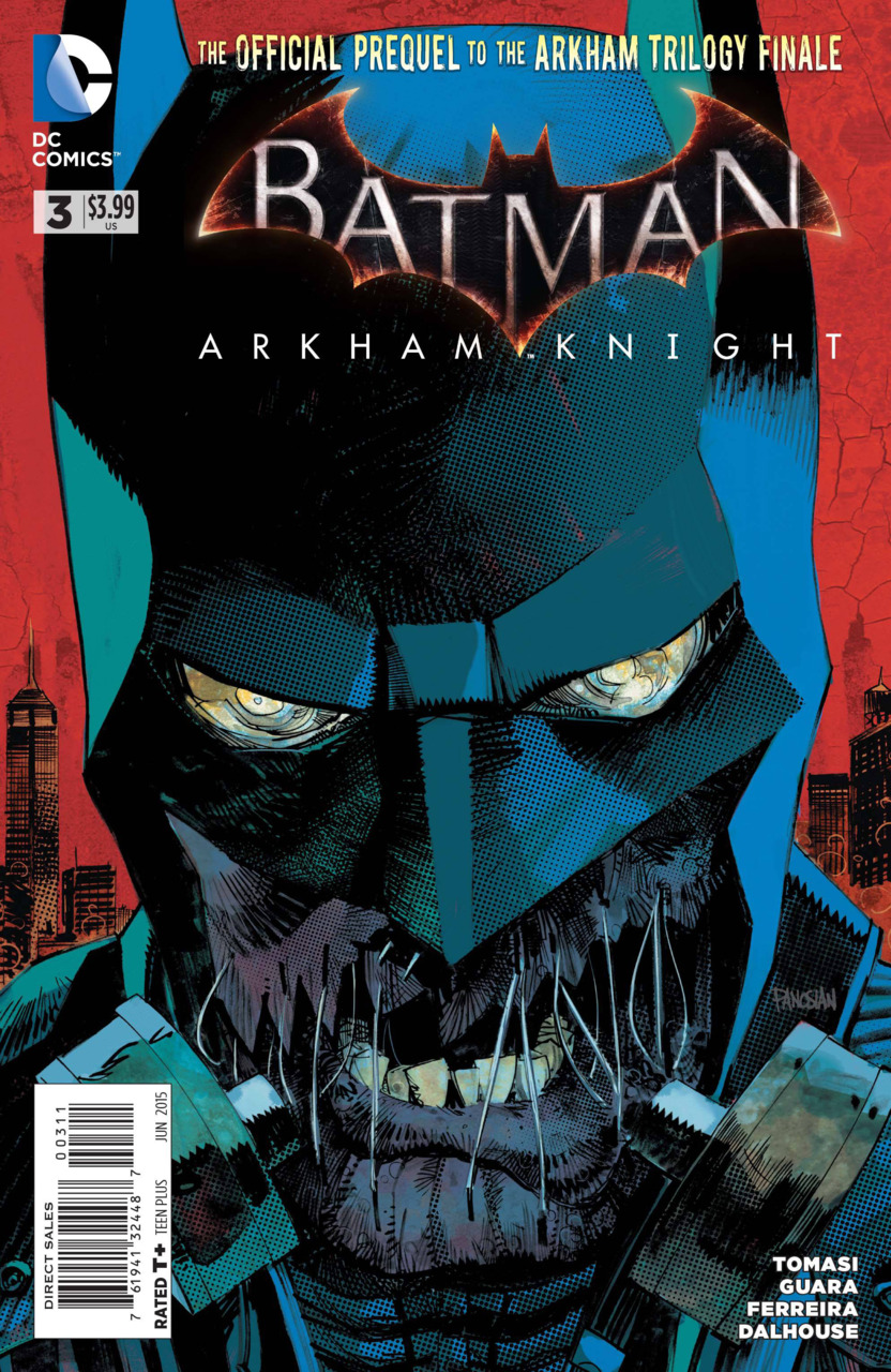 Batman: Arkham Knight Vol 1 3