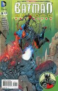 Batman Beyond Unlimited Vol 1 9