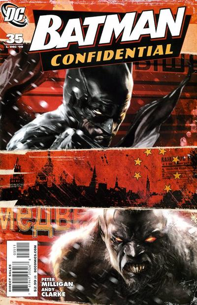 Batman Confidential Vol 1 35