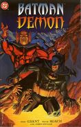 Batman Demon
