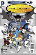 Batman Incorporated Vol 2 0