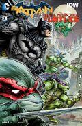 Batman Teenage Mutant Ninja Turtles Vol 1 2