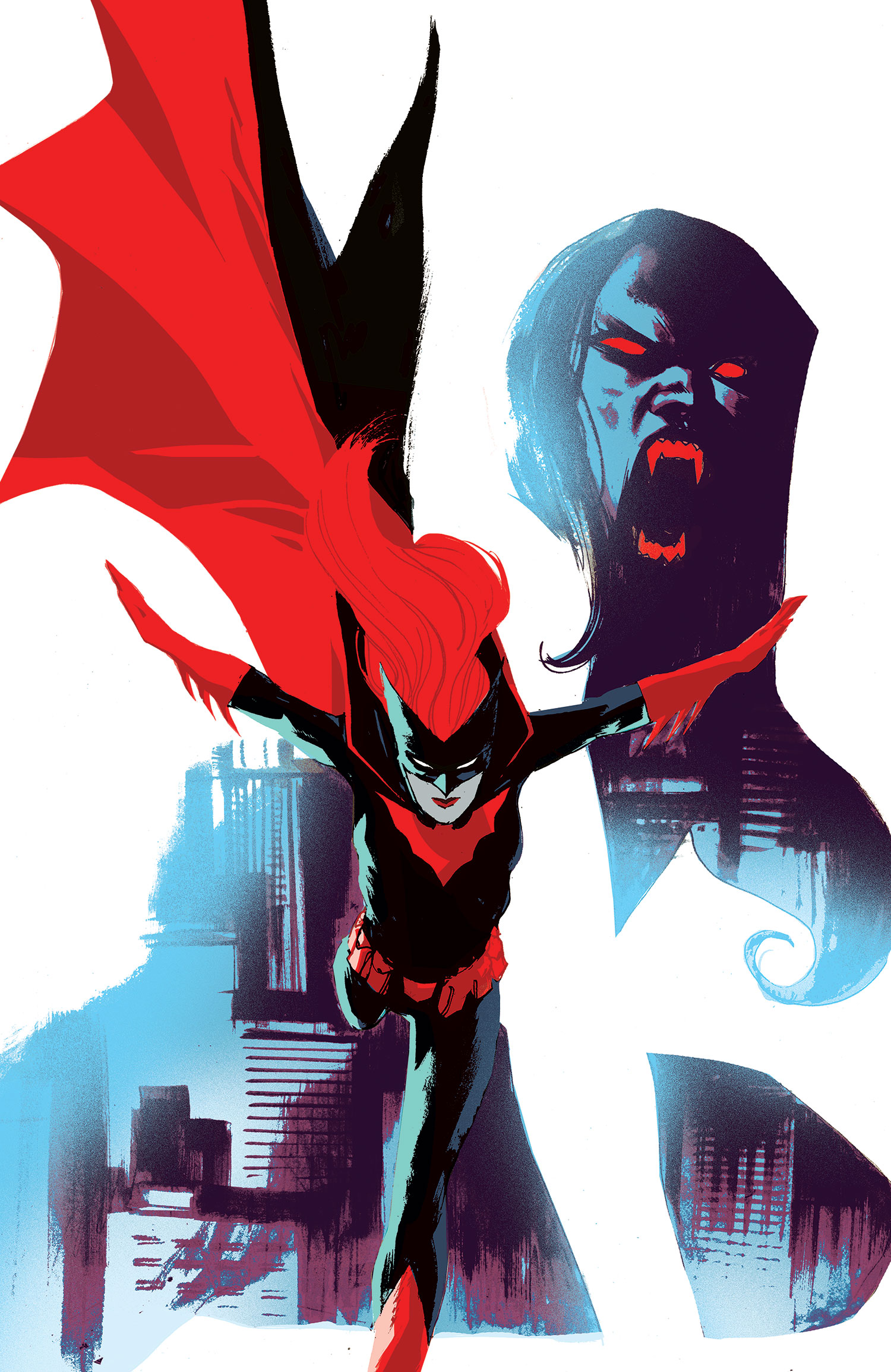 Batwoman: Webs (Collected)