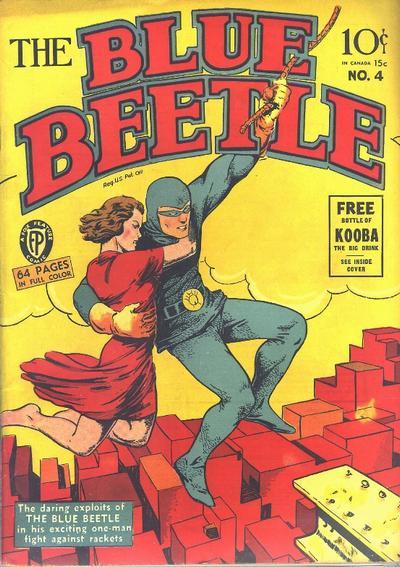 Blue Beetle Vol 1 4