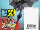 DC Nation FCBD Super Sampler: Beware the Batman/Teen Titans Go! Vol 1 1