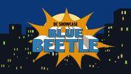 DC Showcase Blue Beetle