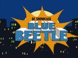 DC Showcase: Blue Beetle
