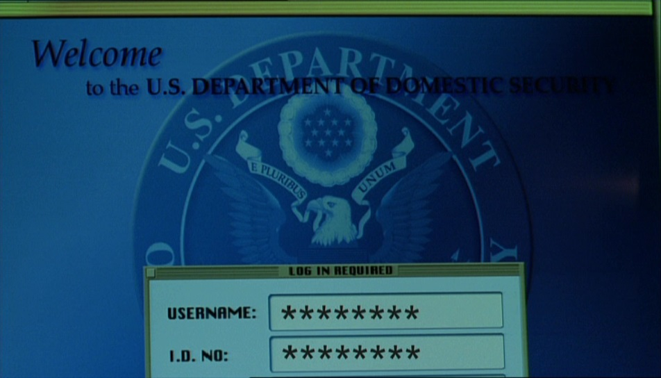 Department of Domestic Security