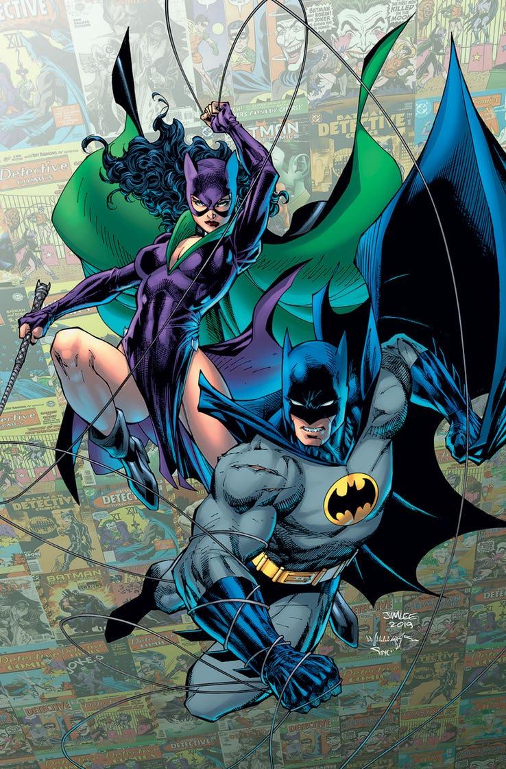 Detective Comics Vol 1 1000 Textless Lee Catwoman Variant.jpg