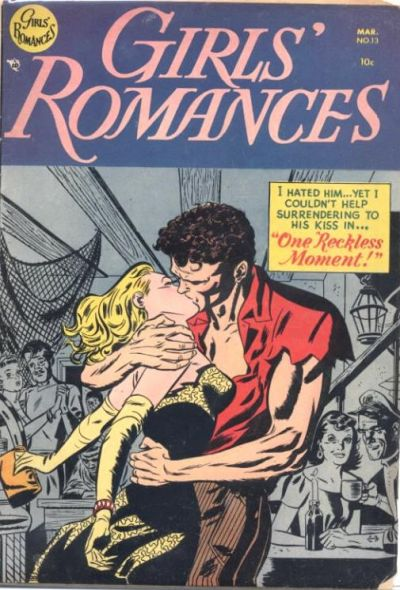 Girls' Romances Vol 1 13
