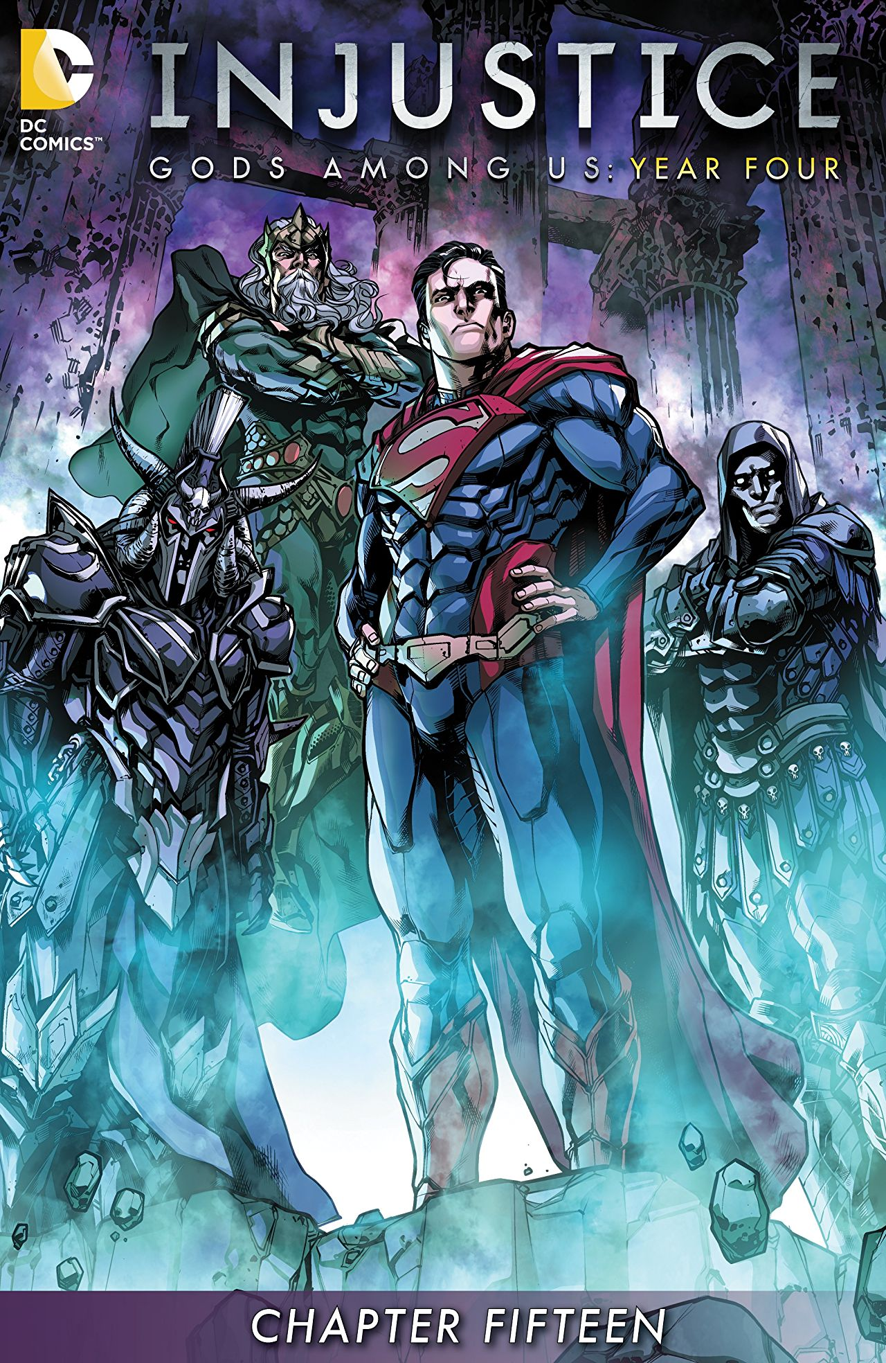 Injustice: Gods Among Us: Year Four Vol 1 15 (Digital)