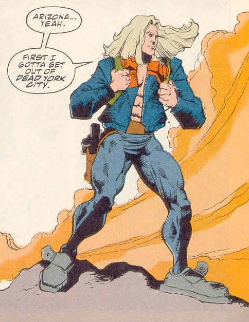 Kamandi (Earth's End)
