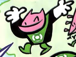 Kilowog (Tiny Titans)