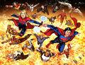 Legion of Super-Heroes Smallville 002