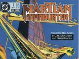 Martian Manhunter Vol 1
