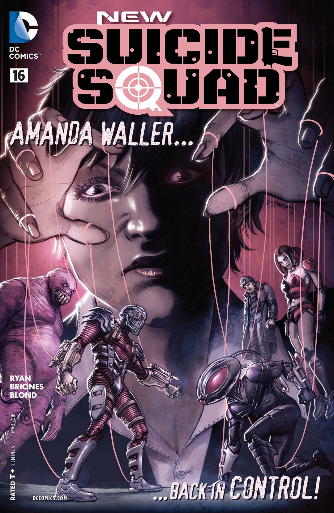 New Suicide Squad Vol 1 16