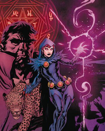 Raven Daughter of Darkness Vol 1 1 Textless.jpg
