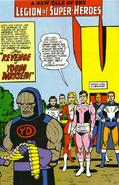 Revenge of Young Darkseid