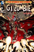 Star Spangled War Stories Featuring G.I. Zombie Vol 1 2
